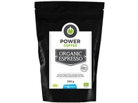 Power Coffee – Organic espresso 250 g