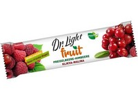 Ovocná tyčinka Dr.Light Fruit Klikva - Malina 30g