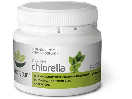 Chlorella 250 tbl. - 155_2526037_CHLORELLA_250 TABLET