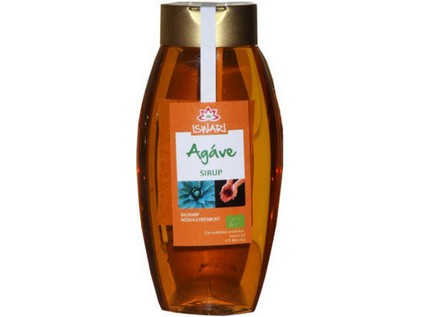 Bio Agave sirup 500g - 1572_2884-VYR-3DEF-AGAVE-PET-SMALL