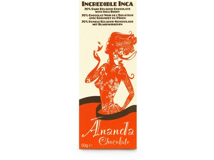 Incredible Inca 70% s mochyní 50g-BIO - 4247_ANANDA-CHOCOLATE_INCREDIBLE-INCA-PACK