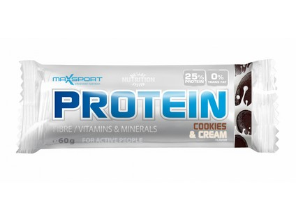 PROTEIN COOKIES 60 g - 6017_6691-MAXSPORT-PROTEIN-COOKIES-CREAM