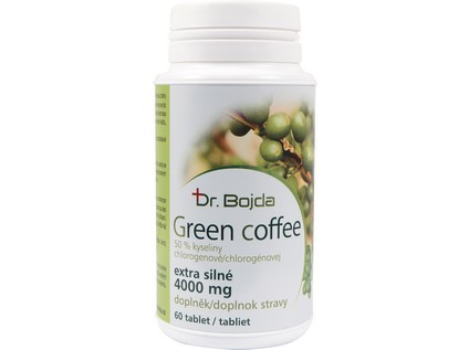 Green coffee 60 tablet - extra silné 4000mg - 6056_JANKAR-PROFI_GREEN-COFFEE