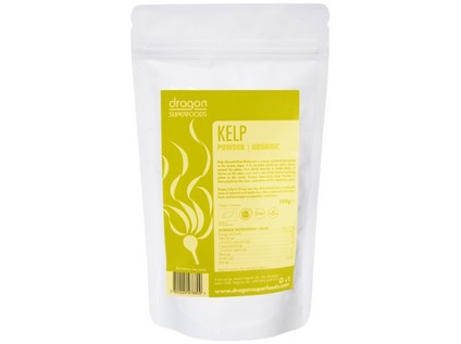 Prášek Kelp Bio Raw 100g - 7315_DRAGON-SUPERFOODS_PRASEK-KELP_BIO_RAW_100G