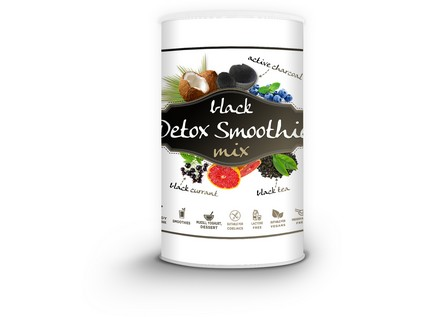 Black detox smoothie mix 140g - 7655_ALTEVITA_BLACK-DETOX-SMOOTHIE-MIX_TUBUS_140G